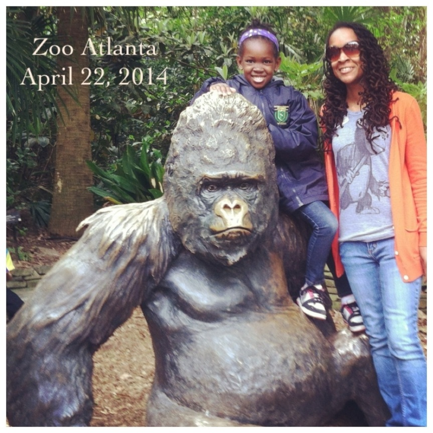 Zoo Atlanta 2014
