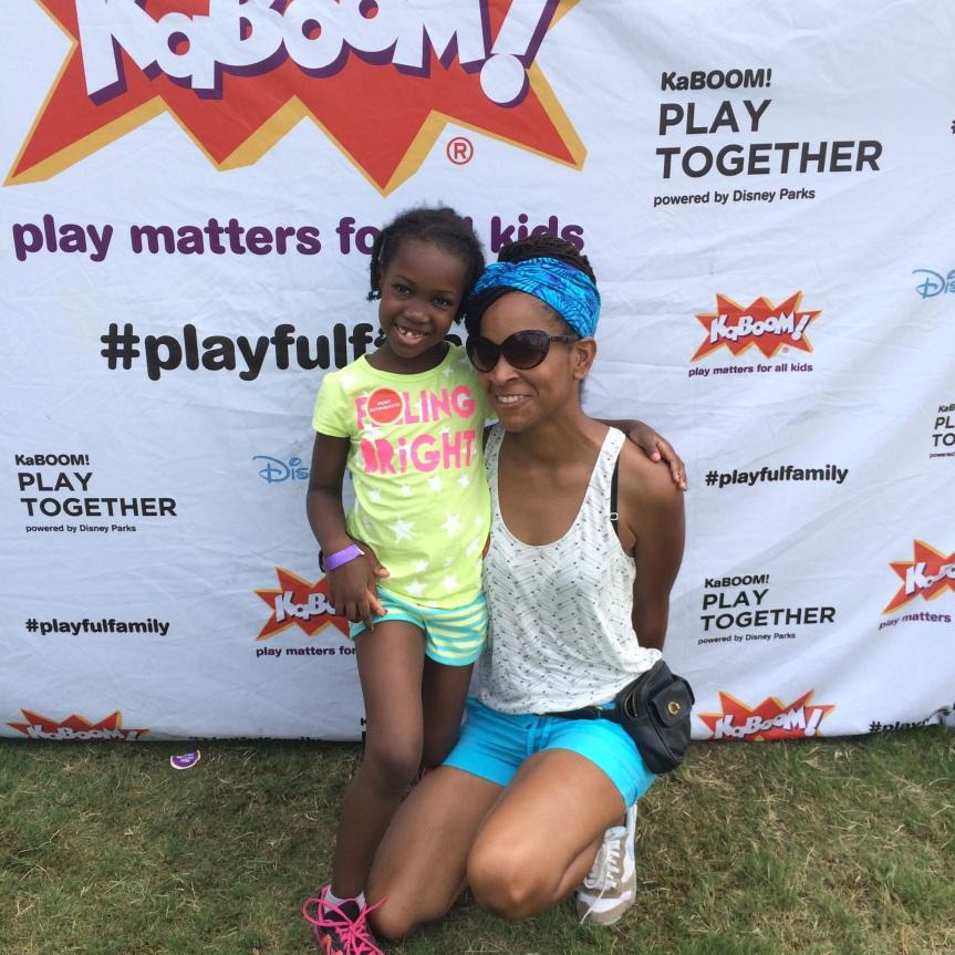 Kaboom! Play TogetherTour