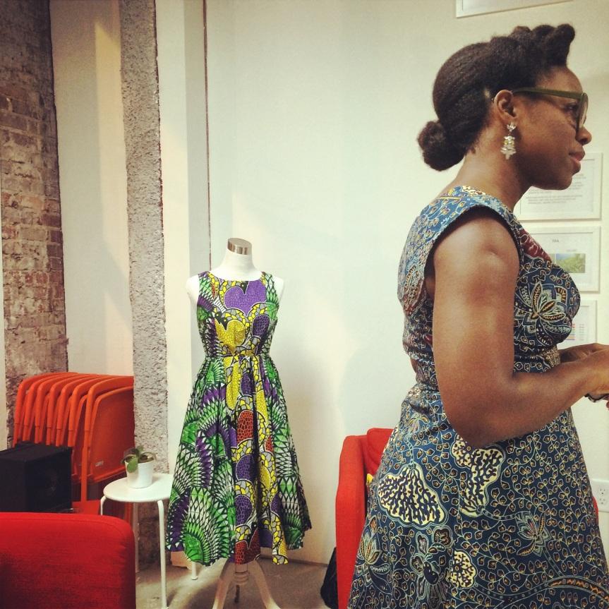 FELAbration Opening Night | Meet the Designers with Charlene BenduDunbar