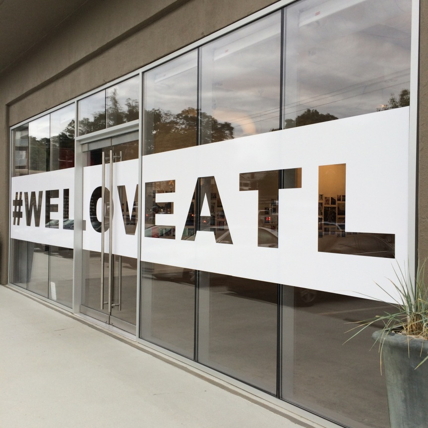 #WELOVEATL Gallery at Ponce CityMarket