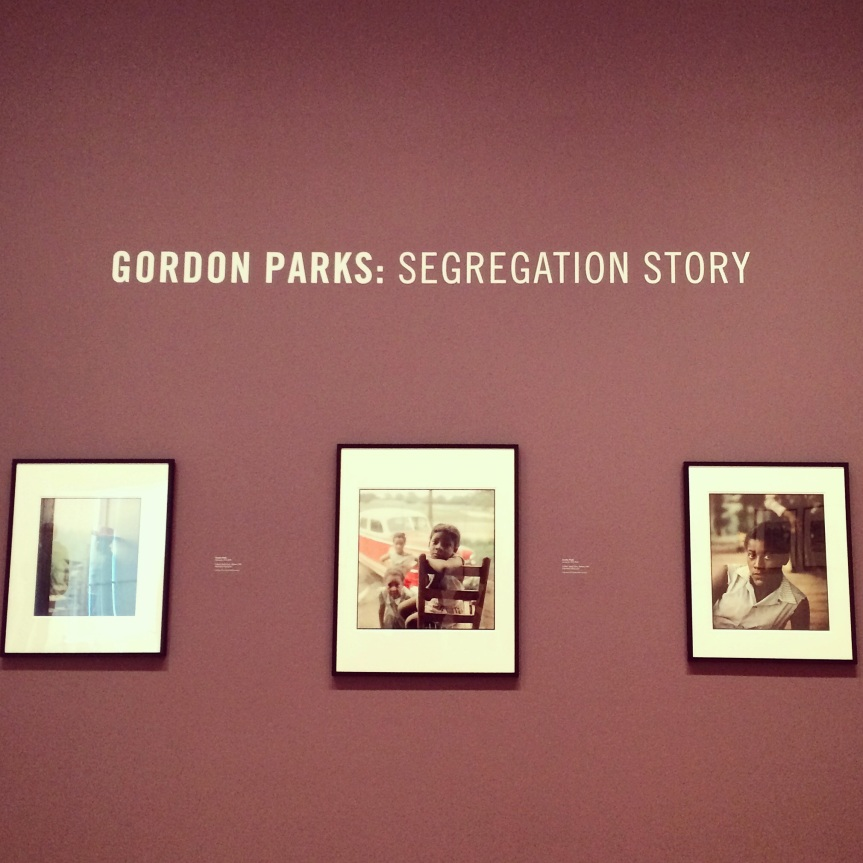 Gordon Parks : Segregation Story