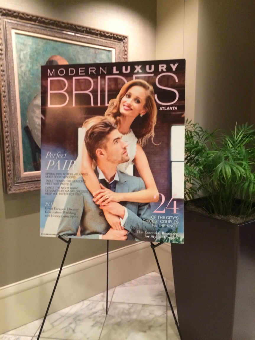 Modern Luxury Brides Atlanta Issue Release Party