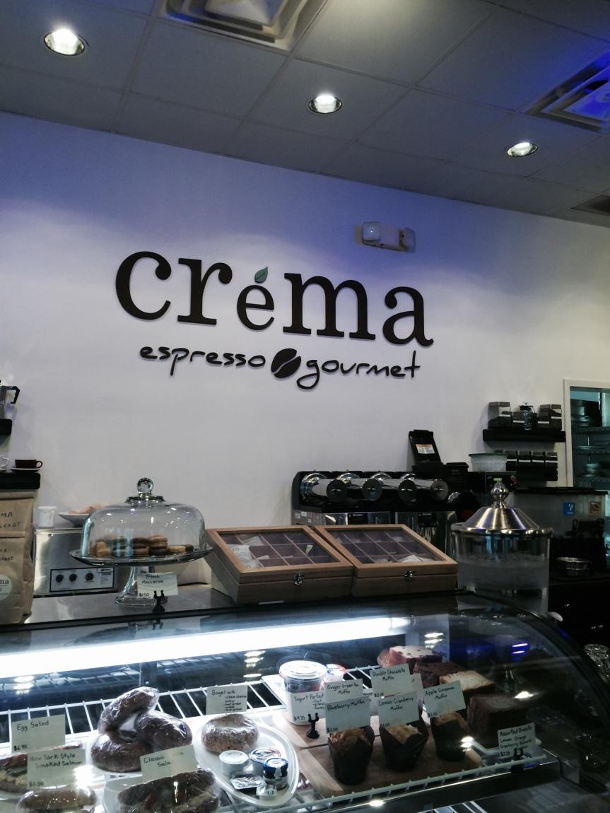 Restaurant Review: Créma EspressoGourmet