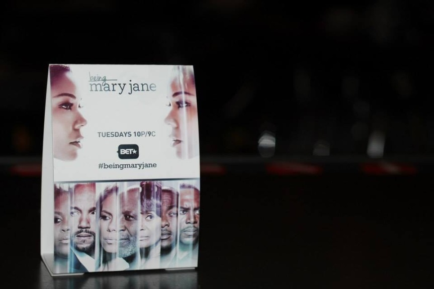 BET present The Being Mary Jane Experience