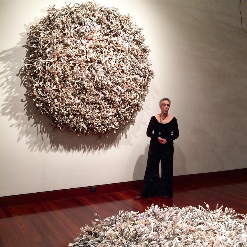 Opening Reception | Maren Hassinger…Dreaming