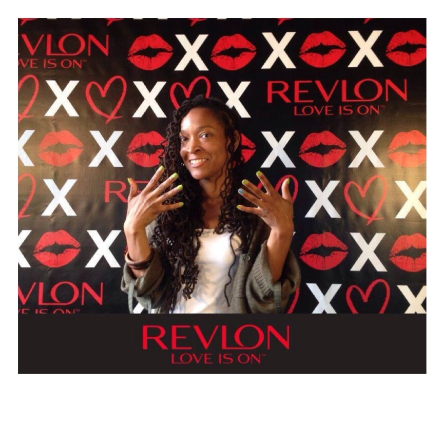 Revlon #LOVEISON Pop Up Shop