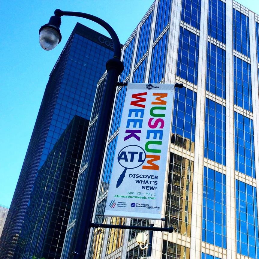 Atlanta Museum Week!