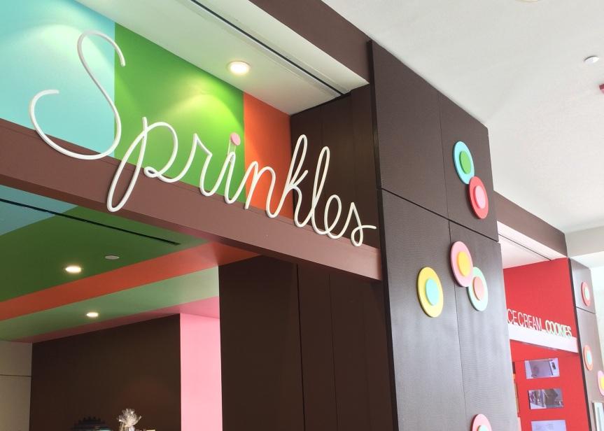 Sprinkles Cupcakes 10 YearAnniversary!
