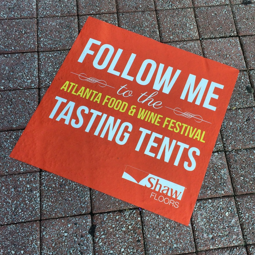 Atlanta Food and Wine Festival 2015