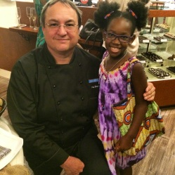 Me and Chef Paul