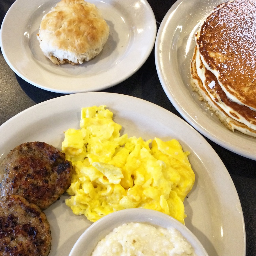 {Restaurant Review}  Atlanta Breakfast Club