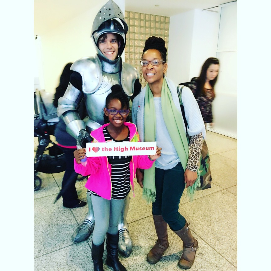 Family Free Day at the Woodruff ArtsCenter!