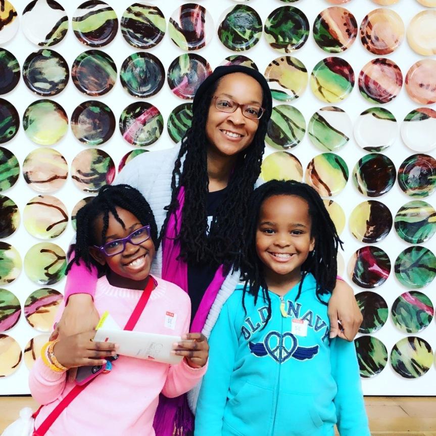 Free Family Day at the Woodruff Art Center + Sprinkles Cupcakes + Zinburger = FundaySunday