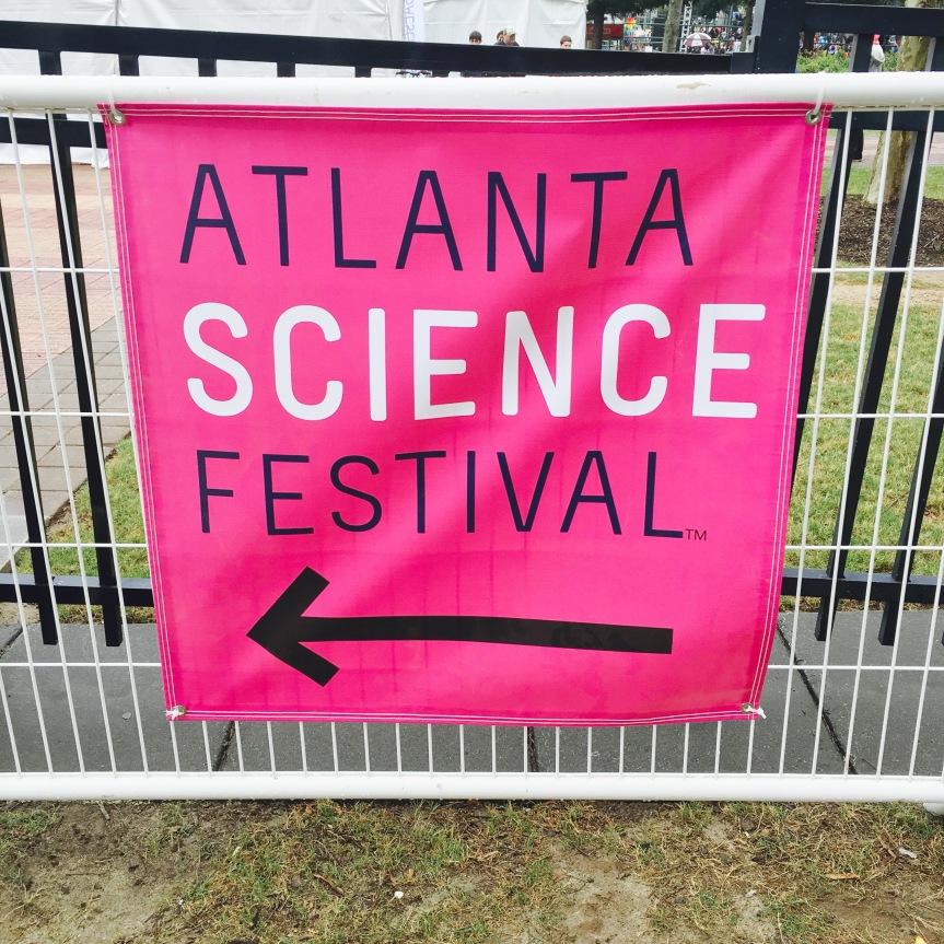 Atlanta Science Festival 2016   Exploring the World ThroughScience