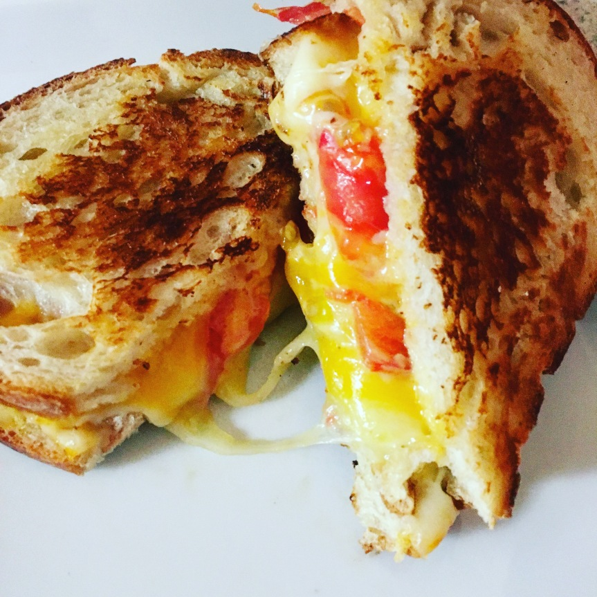 It's National Grilled Cheese Sandwich Day!! So Cheesy, Yet SoRight!