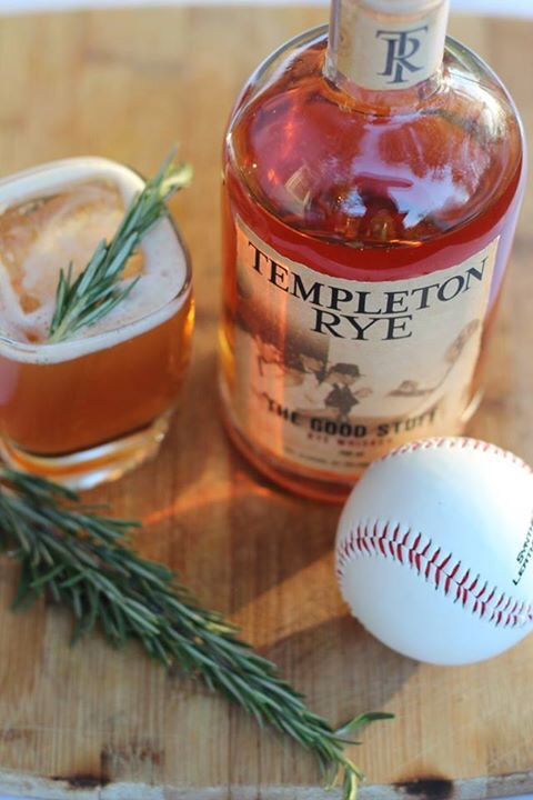 Buddy's Home Run | MLB Opening Day With Templeton Rye Whiskey