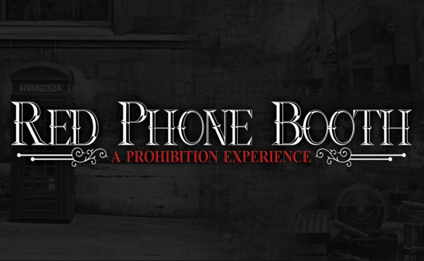 Red Phone Booth: Downtown Atlanta's Newest Speakeasy Experience
