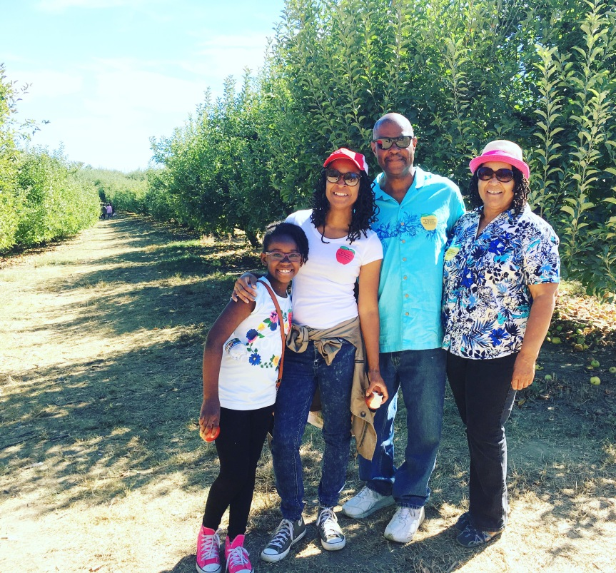 Apple Picking At B.J. Reece Orchards | Ellijay,GA