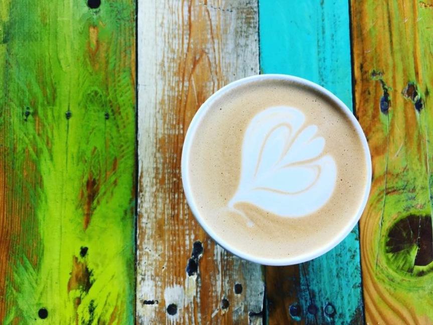 #AtlFoodiePhotoChallenge | Coffee | HodgepodgeCoffeehouse