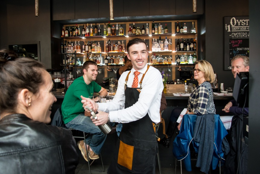 Get To Know High Museum of Art Highball Competitor, Jonathan Turner {Grain Spirits + Food}
