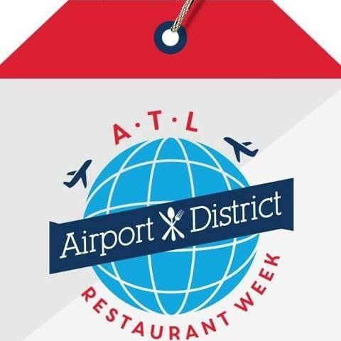 ATL Airport District Restaurant Week March 18th-26th