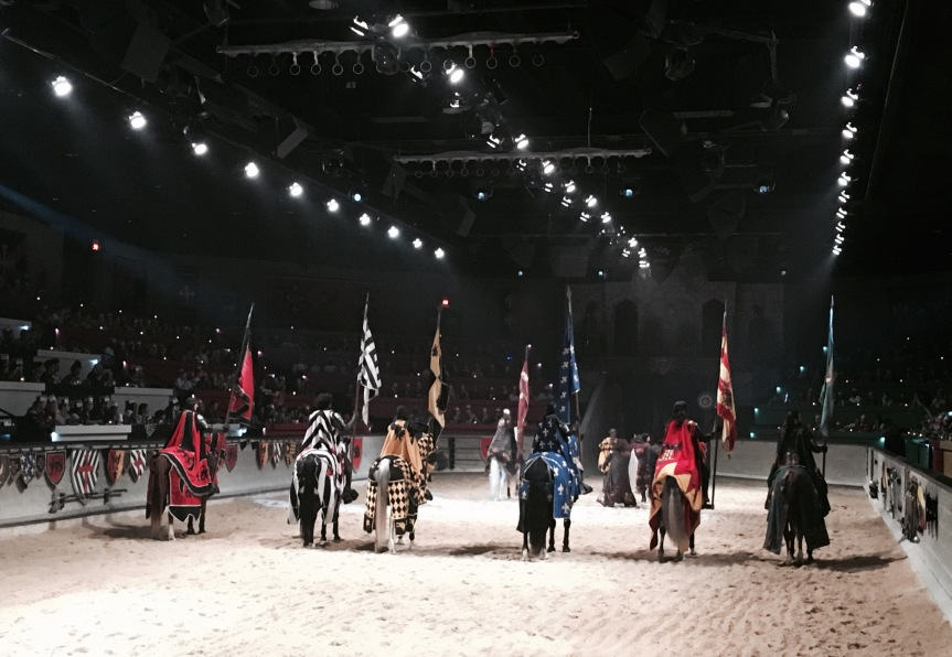 The Medieval Times Dinner & Tournament Experience + Spring Break Savings For Every Show In March & April