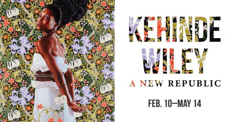 Kehinde Wiley: A New Republic at Toledo Museum ofArt