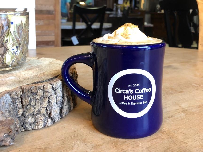 Coffee Shop Love: Circa Antiques & Coffee House | Tyrone,Georgia