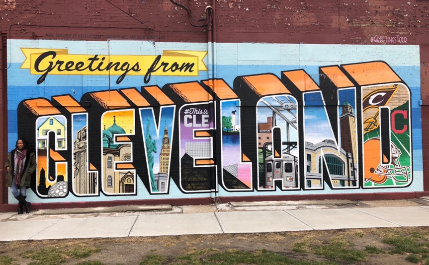 Taste & Explore: A Travel Guide to Cleveland,Ohio