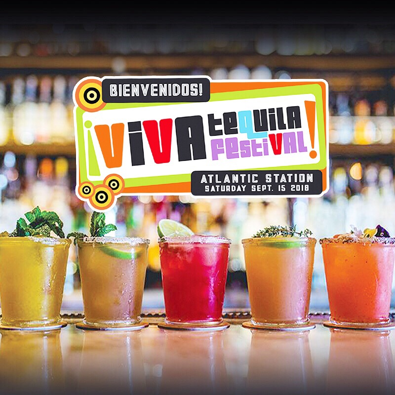 Viva Tequila Festival at Atlantic Station 9.15.18