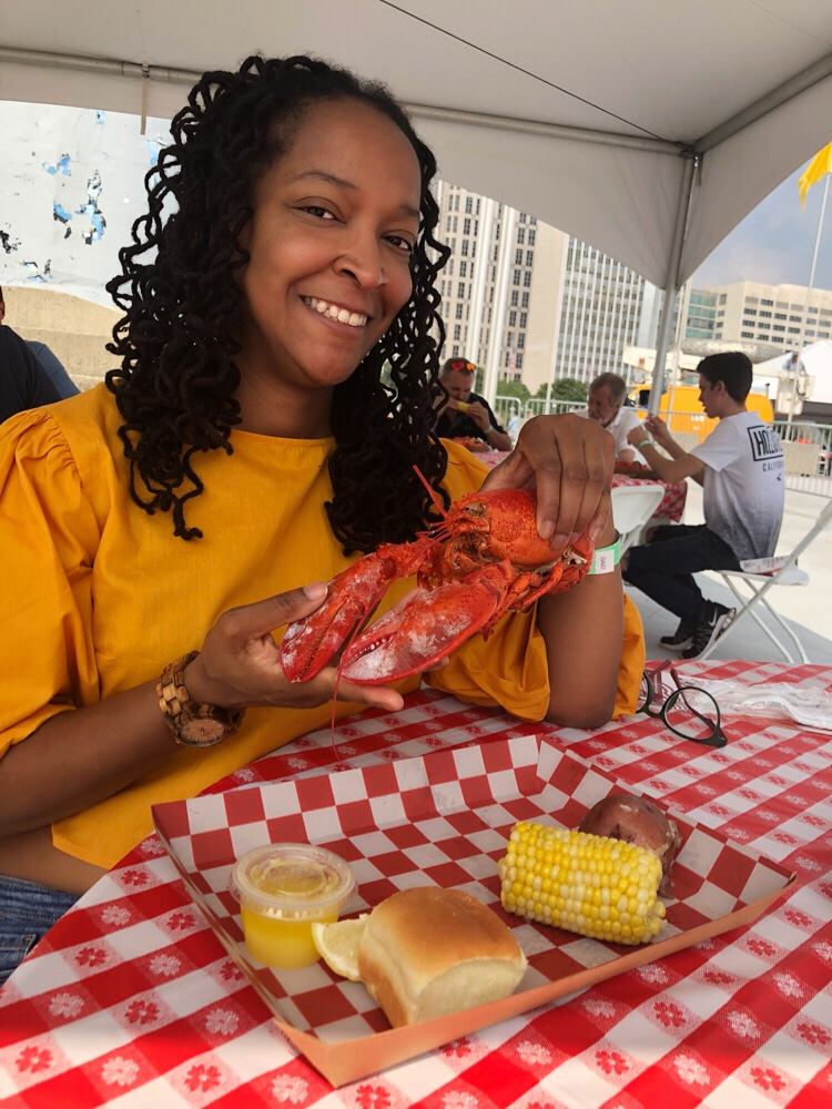The Great American Lobster Festival 2018| Detroit, Michigan