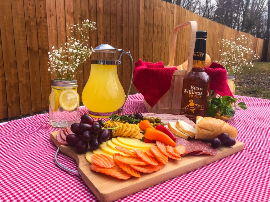 How to Throw the Perfect Spring Picnic with Evan Williams Honey
