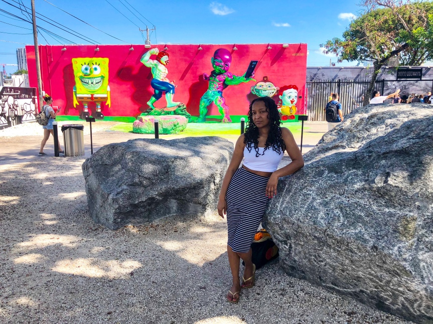 Wynwood Walls-Miami,Florida