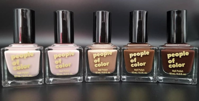 The Vegan Nail Polish Collection Every Brown Skin Beauty Should Have | People of Color Beauty
