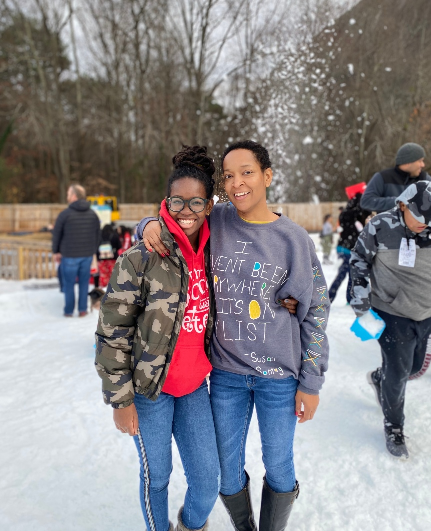 Snow Mountain at Stone Mountain State Park 2019 | Shana Was Here