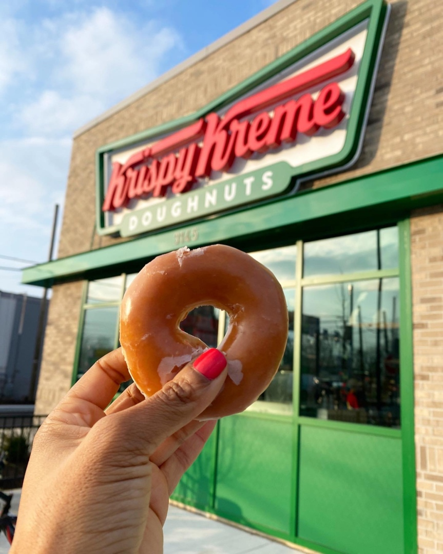 Krispy Kreme Now Open in Toledo, Ohio | Shana Was Here