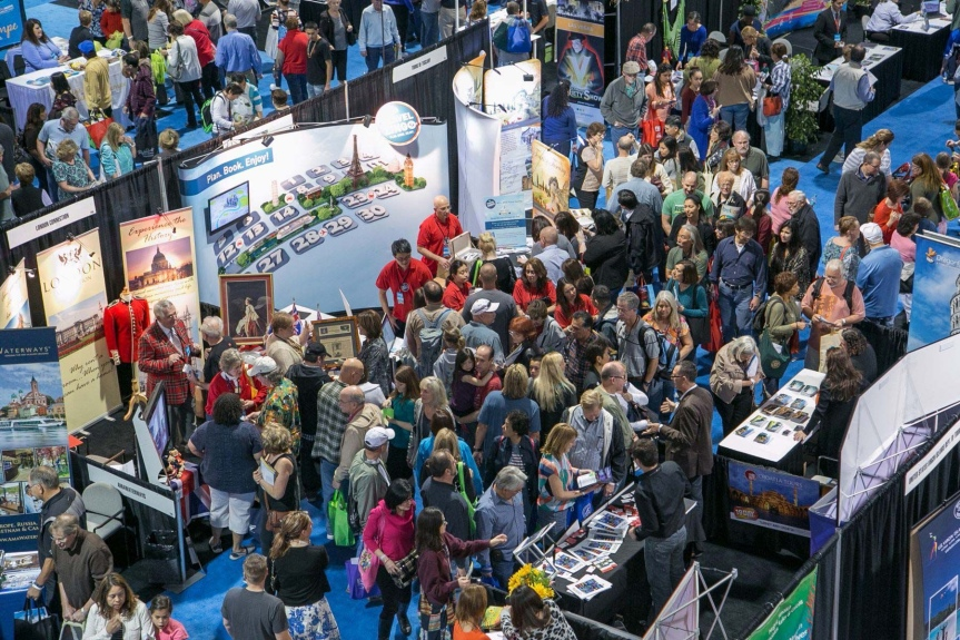 THE TRAVEL & ADVENTURE SHOW IS COMING TO ATLANTA FEBRUARY 29 & MARCH 1,2020