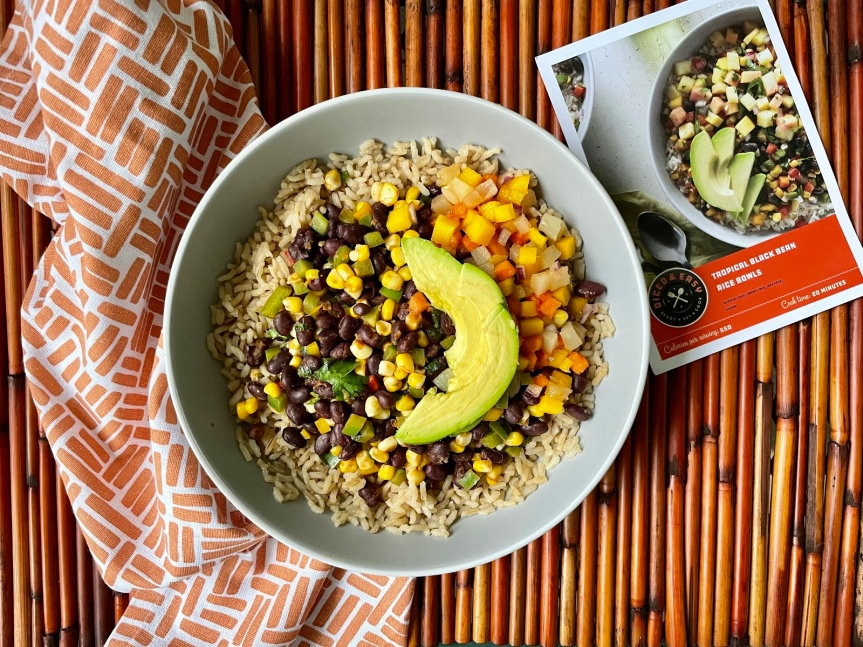 Diced & Easy: Meals in 20 Minutes orLess